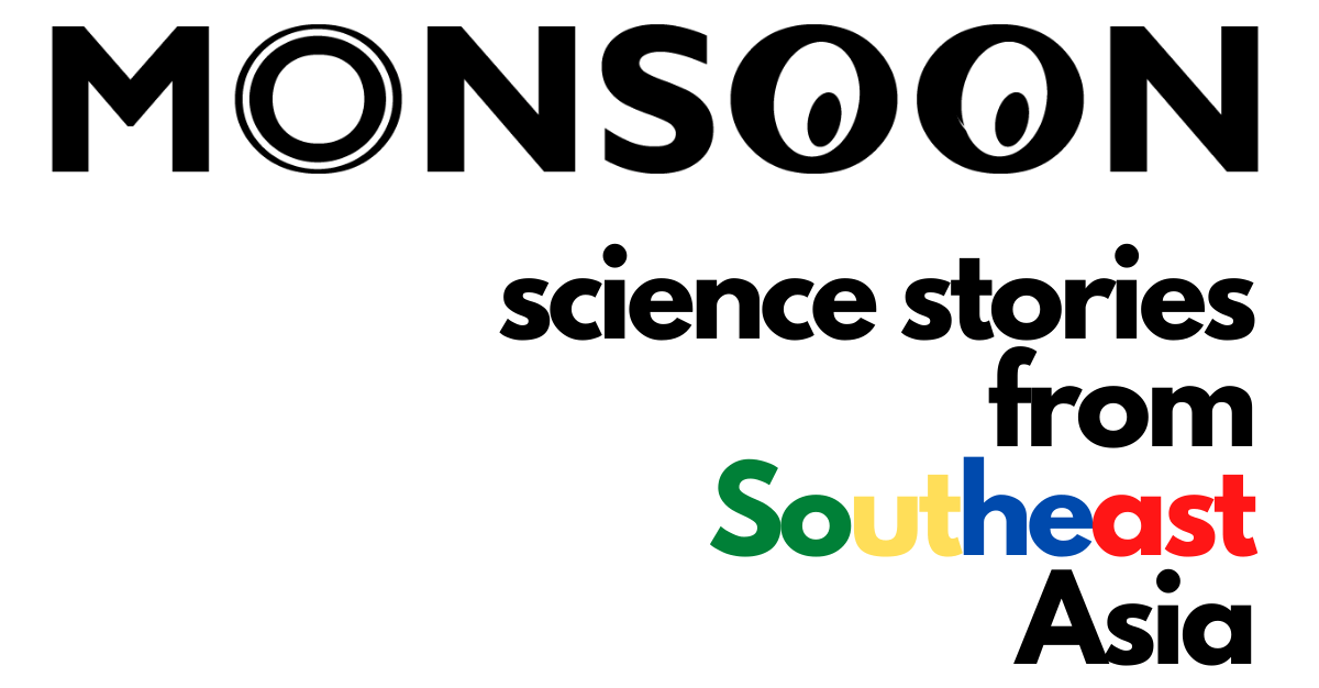 Banner - Monsoon, science stories from southeast Asia